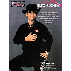 Hal Leonard 171. The Best of Elton John (101537)