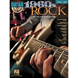 Hal Leonard 1960's Rock - Guitar Play-Along Volume 128 (Book/CD) (701740)