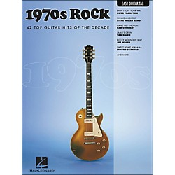 Hal Leonard 1970s Rock Easy Guitar Tab (702270)