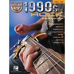 Hal Leonard 1990s Rock - Guitar Play-Along Volume 131 (Book/CD) (701743)