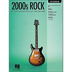 Hal Leonard 2000s Rock Easy Guitar Tab (702266)