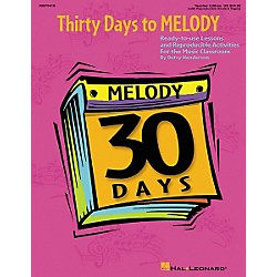Hal Leonard 30 Days to Melody (Teacher Edition) (9970418)