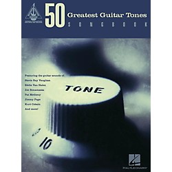 Hal Leonard 50 Greatest Guitar Tones Songbook (691174)
