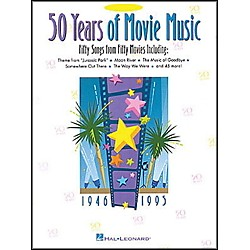 Hal Leonard 50 Years Movie Music For Clarinet (849023)