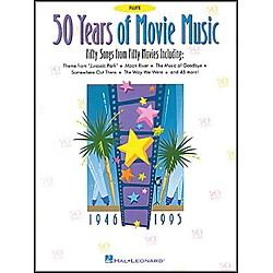 Hal Leonard 50 Years Movie Music For Flute (849022)