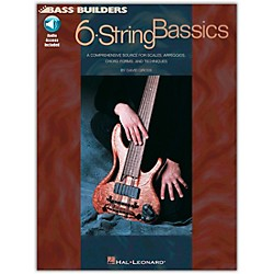 Hal Leonard 6-String Bassics (Book/CD) (695221)