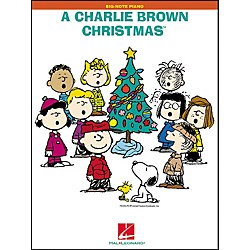 Hal Leonard A Charlie Brown Christmas For Big Note Piano (316068)