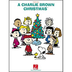 Hal Leonard A Charlie Brown Christmas (313176)