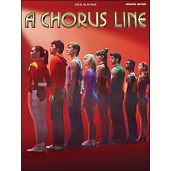 Hal Leonard A Chorus Line - Updated Edition arranged for piano, vocal, and guitar (P/V/G) (383312)