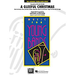 Hal Leonard A Gleeful Christmas - Young Concert Band Series Level 3 (4003244)