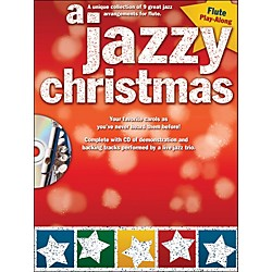 Hal Leonard A Jazzy Christmas - Flute Play-Along Book/CD (14037679)