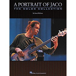 Hal Leonard A Portrait of Jaco The Solos Collection Songbook (660114)