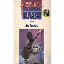 Hal Leonard Abe Laboriel Beginning Funk Bass Video Package (320002)
