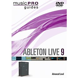 Hal Leonard Ableton Live 9 Advanced Level Music Pro Guide DVD (116772)