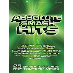 Hal Leonard Absolute Smash Hits Piano, Vocal, Guitar Songbook (75710657)
