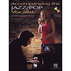 Hal Leonard Accompanying The Jazz/Pop Vocalist Book/CD (290527)