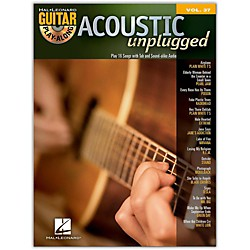 Hal Leonard Acoustic Metal Guitar Play-Along Volume 37 Book with CD (699662)