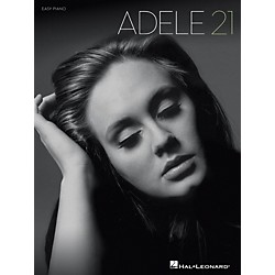 Hal Leonard Adele 21 for Easy Piano (307320)