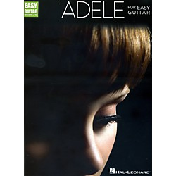 Hal Leonard Adele For Easy Guitar w/TAB (702598)