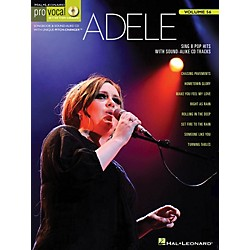 Hal Leonard Adele Pro Vocal Women's Edition Volume 56 Songbook/CD (740445)