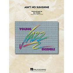 Hal Leonard Ain't No Sunshine - Young Jazz Ensemble Series Level 3 (7011863)