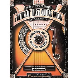 Hal Leonard Al DiMeola Presents The Ultimate First Guitar Book (697274)