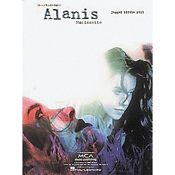 Hal Leonard Alanis Morissette Jagged Little Pill Piano, Vocal, Guitar Songbook (120036)