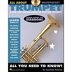 Hal Leonard All About Trumpet Book/CD (311384)