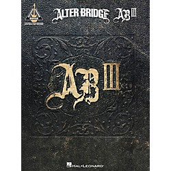 Hal Leonard Alter Bridge - Ab III Guitar Tab Songbook (691071)