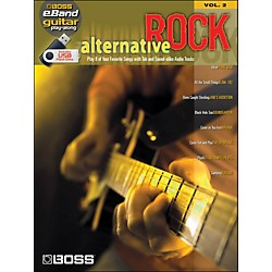 Hal Leonard Alternative Rock Guitar Play -Along Volume 2 (Boss eBand custom Book With USB Stick) (701636)