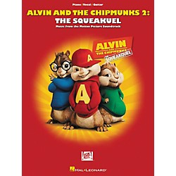 Hal Leonard Alvin And The Chipmunks 2: The Squeakquel Music From The Motion Picture Soundtrack arranged for pian (313488)