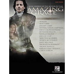 Hal Leonard Amazing Grace Inspired By The Motion Picture For Easy Piano (316116)