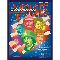 Hal Leonard American Voices: Celebrating America from Armistice to the Moon - Performance Kit with CD (9971701)