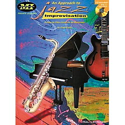Hal Leonard An Approach To Jazz Improvisation (Book/CD) (695135)