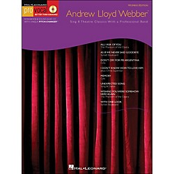 Hal Leonard Andrew Lloyd Webber Pro Vocal Series Women's Edition Book/CD Volume 10 (740348)