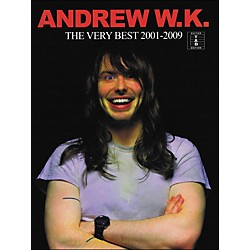 Hal Leonard Andrew W.K. - The Very Best 2001-2009 Tab Book (691016)