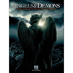 Hal Leonard Angels & Demons: Music From The Motion Picture Soundtrack arranged for piano solo (313474)