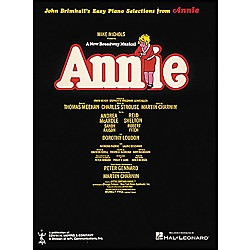 Hal Leonard Annie For Easy Piano (383050)