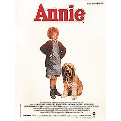 Hal Leonard Annie Movie Selections for Easy Piano (383049)
