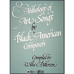 Hal Leonard Anthology Of Art Songs By Black American Composers (8242)