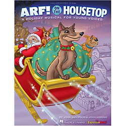 Hal Leonard Arf! On The Housetop Performance/Accompaniment CD (118845)