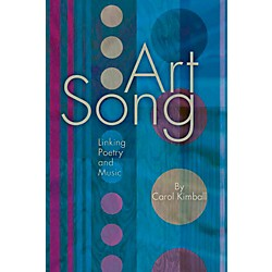Hal Leonard Art Song: Linking Poetry And Music (333142)
