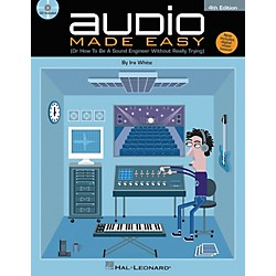 Hal Leonard Audio Made Easy Book and CD - 4th Edition (331470)