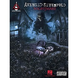 Hal Leonard Avenged Sevenfold - Nightmare Guitar Tab Songbook (691051)