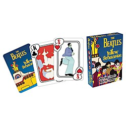 Hal Leonard BEATLES YELLOW SUBMARINE PLAYING CARD DECK (123884)