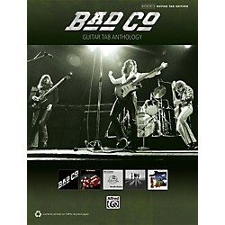 Hal Leonard Bad Company - Guitar TAB Anthology Book (702596)