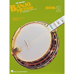 Hal Leonard Banjo Method Book 2 (699502)