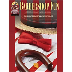Hal Leonard Barbershop Fun - Sing In The Barbershop Quartet Series Vol. 1 Book/CD (333013)