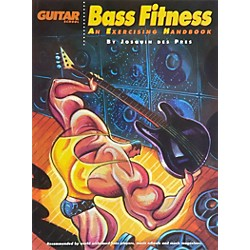 Hal Leonard Bass Fitness - An Exercising Handbook Book (660177)