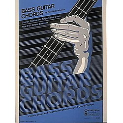 Hal Leonard Bass Guitar Chords Book (73)